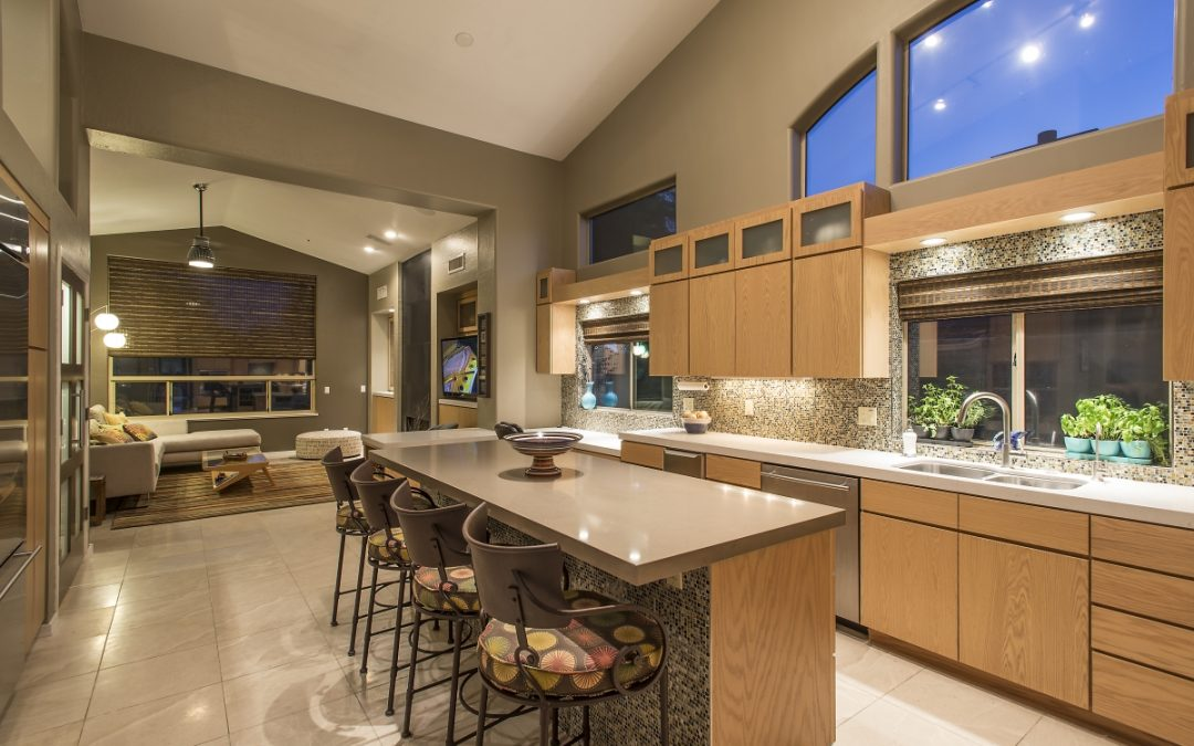 7 Elements of A Beautiful & Functional Kitchen Design by Apollo Builders